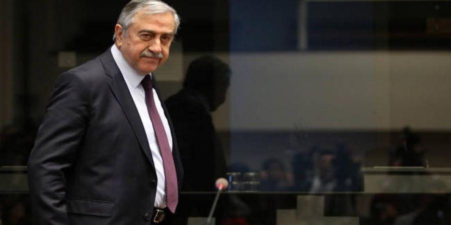 Ακιντζί: Απέστειλε την πρόταση του προς τις εγγυήτριες δυνάμεις, ΗΕ και ΕΕ