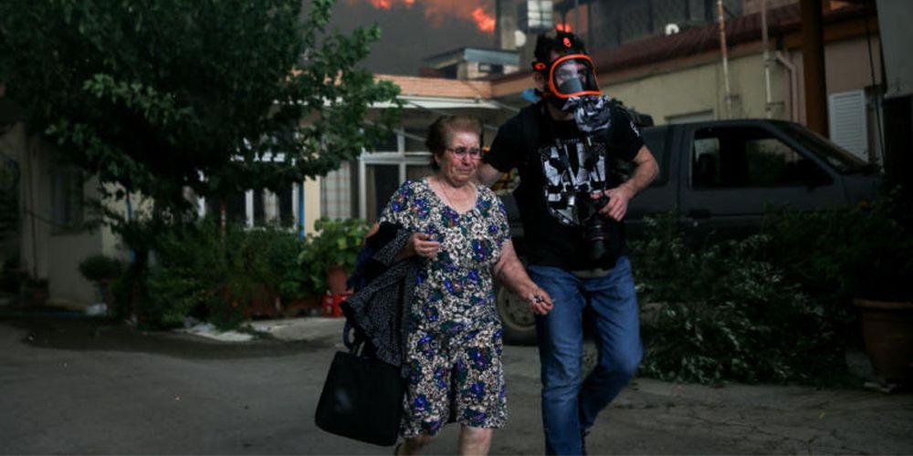 ΠΥΡΚΑΓΙΑ ΕΥΒΟΙΑ: Εκκενώνεται και τέταρτο χωριό – Με εγκαύματα πυροσβέστης - ΦΩΤΟΓΡΑΦΙΕΣ