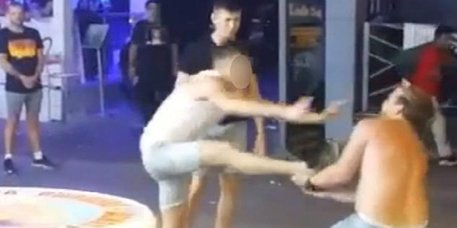 ΑΓ. ΝΑΠΑ – ΚΑΥΓΑΣ: «'MMA fighter' ο ένας εμπλεκόμενος» – VIDEO