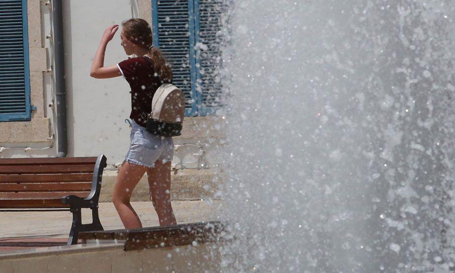 ΚΥΠΡΟΣ - ΚΑΙΡΟΣ: Πάνω από τους κλιµατικούς µέσους όρου η θερμοκρασία