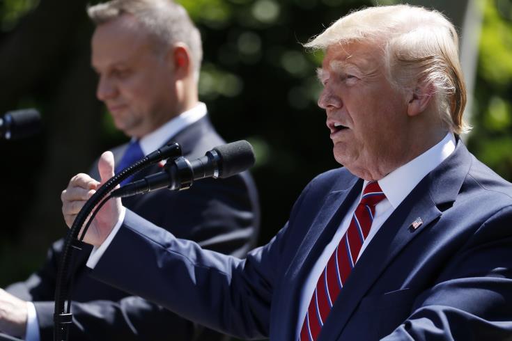 Καμία βιασύνη για συμφωνία για τα πυρηνικά της Βόρειας Κορέας, λέει ο Τραμπ