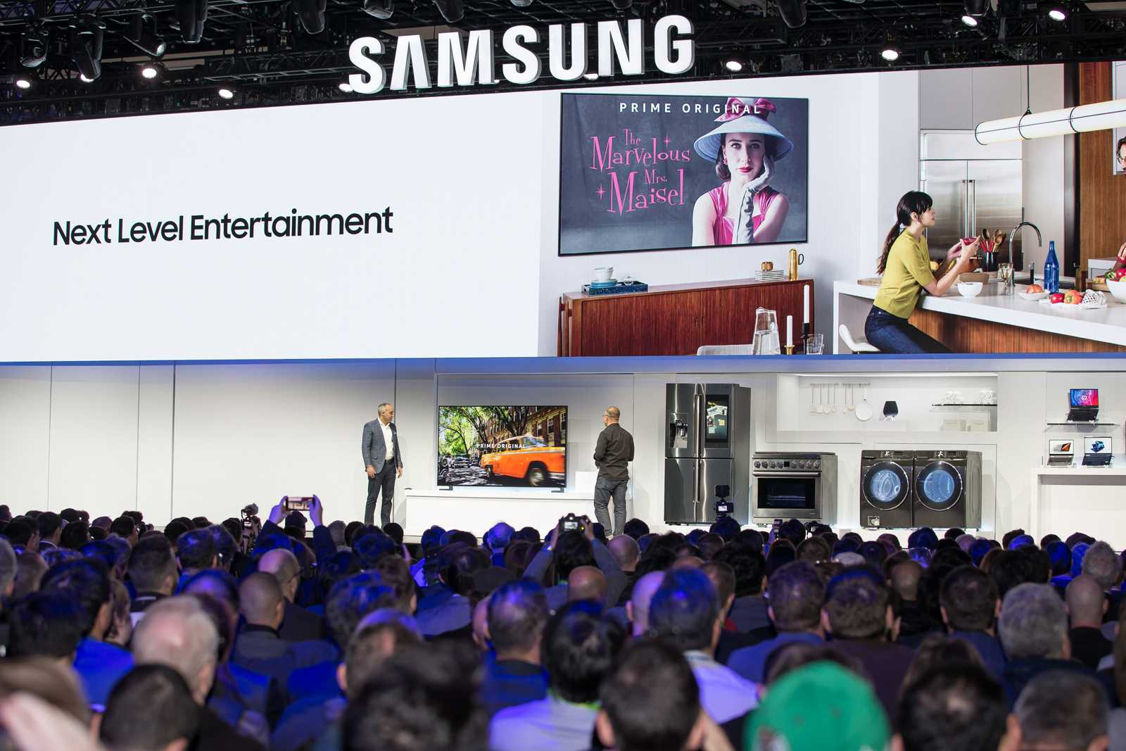 8c6752d646ab Η Samsung παρουσίασε στη CES 2019 το μέλλον ενός Δικτυωμένου Τρόπου Ζωής