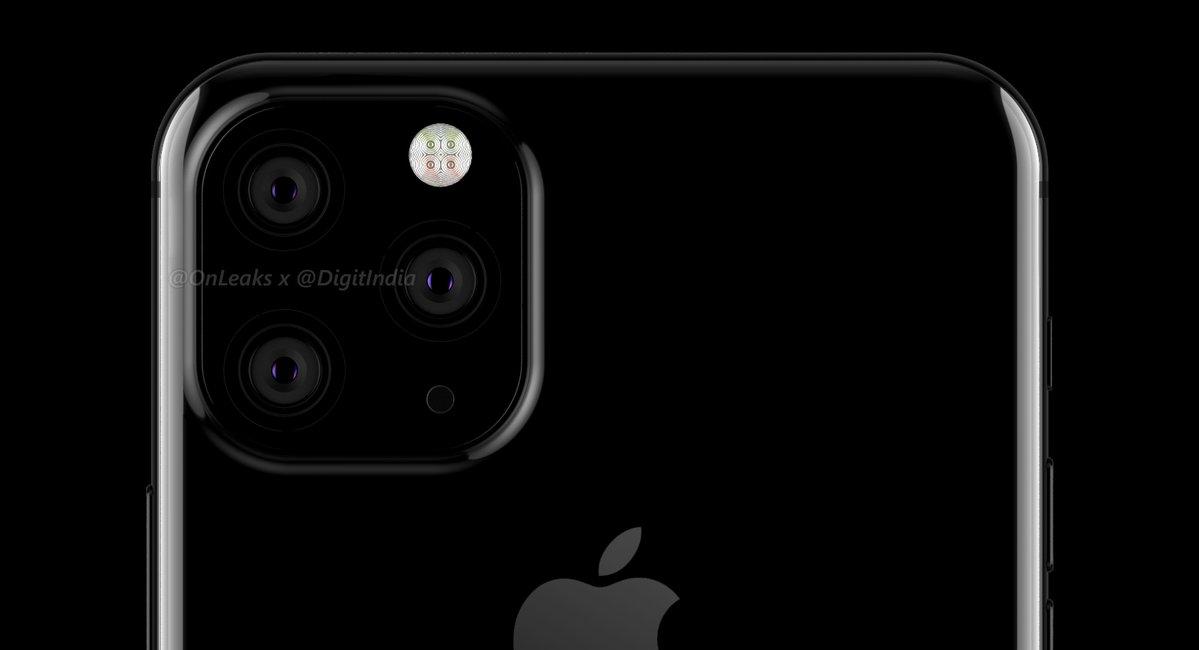 Τριπλή... κάμερα θα έχουν τα νέα iPhone