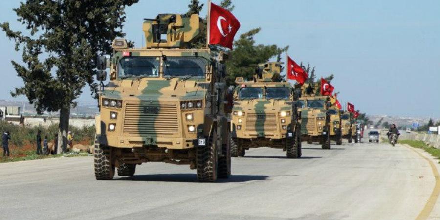 Τις αντιδράσεις του Ιράν, της Κίνας, της Ιταλίας και της Συρίας προκάλεσε η τουρκική επίθεση στην Συρία