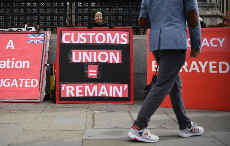 Καταψηφίστηκε σχέδιο των Εργατικών για αποτροπή του no deal στο Brexit