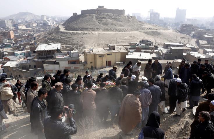 AΦΓΑΝΙΣΤΑΝ: Τρεις νεκροί από επίθεση Ταλιμπάν σε κτιριακό συγκρότημα στην επαρχία Μπαντγκίς