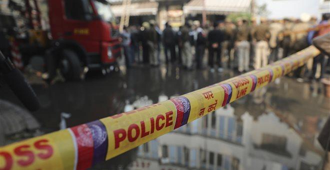Τουλάχιστον 17 νεκροί από πυρκαγιά σε ξενοδοχείο στην Ινδία