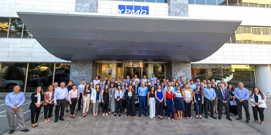 Η οικογένεια της KPMG μεγαλώνει και καλωσορίζει τα νέα μέλη της