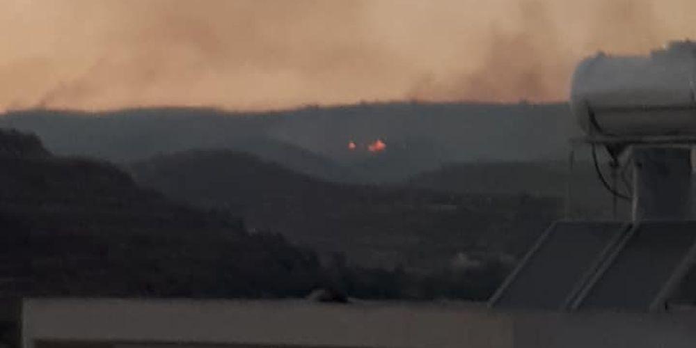 ΛΕΜΕΣΟΣ - ΠΥΡΚΑΓΙΑ: Αναμένονται ισχυροί άνεμοι στην περιοχή - Αισιοδοξία για πλήρη κατάσβεση