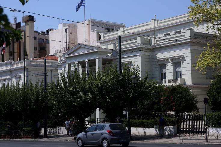 Καταδικάζει το ελληνικό ΥΠΕΞ την τουρκική επέμβαση στη Συρία