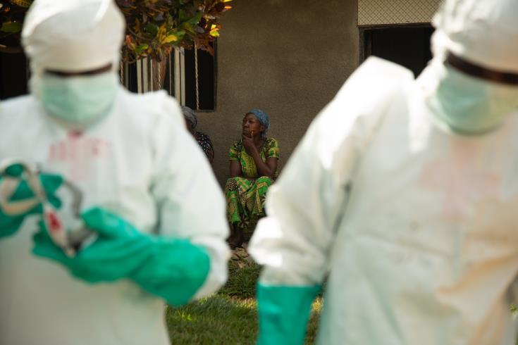 Ο ΠΟΥ θα εξετάσει αν η επιδημία του Έμπολα στην Αφρική συνιστά παγκόσμια απειλή